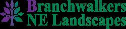 Branchwalkers North East Landscapes Logo
